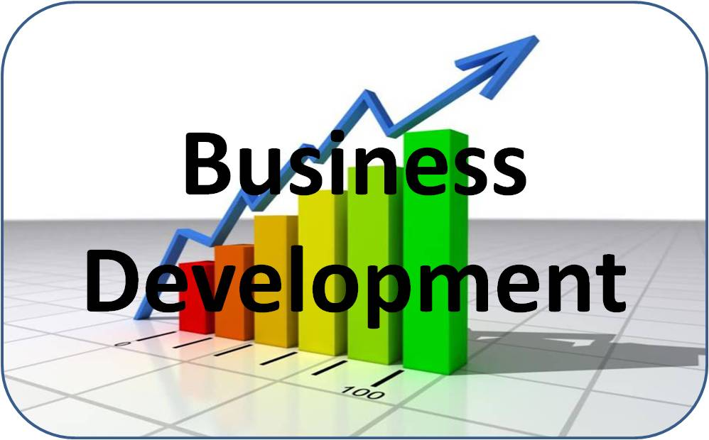 Business development is the creation of long-term value