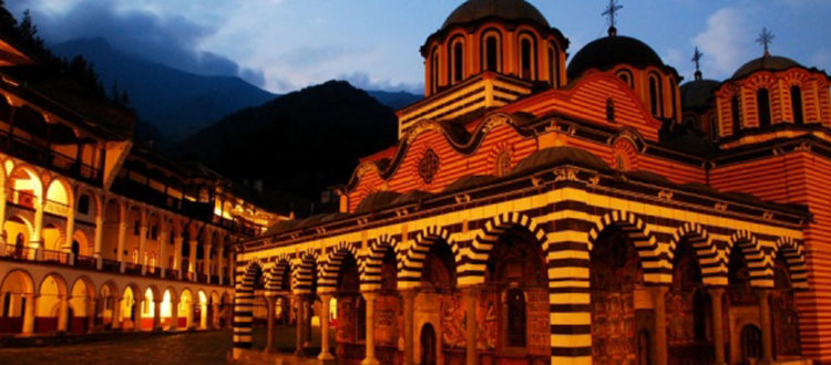 Tourism in Bulgaria during the holidays