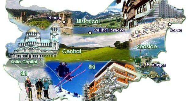 Tourist Visits of Foreigners in Bulgaria up 18.6%