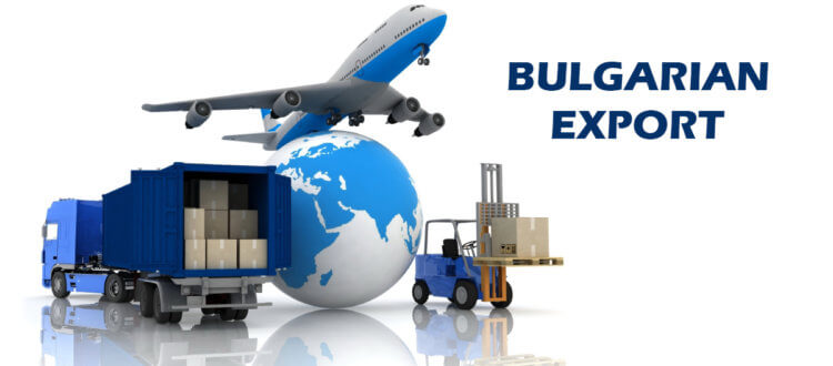 BULGARIAN-EXPORT TO THIRD COUNTRIES